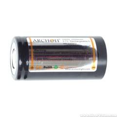 Archon 32650 Rechargeable Li-ion Battery (5500mAh)