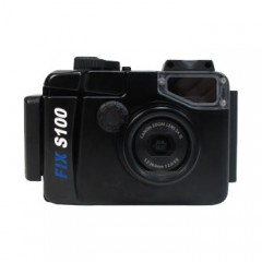 Fisheye FIX S100 Housing for Canon PowerShot S100 Cameras
