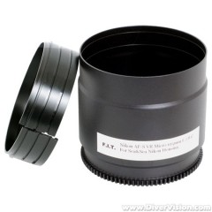F. I. T Focus Gear for Nikon AF-S VR Micro-Nikkor 105mm f/2.8G IF-ED Lens on Sea&Sea Housings