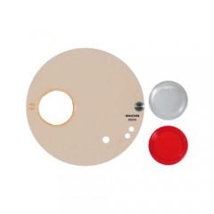 INON Color Temperature Conversion Filter (4600K) for Z-240 / D-2000 Strobes