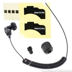 INON Optical D Cable Type L / Bush W56 Set with Shade Sticker for Fujifilm WP-FXF500