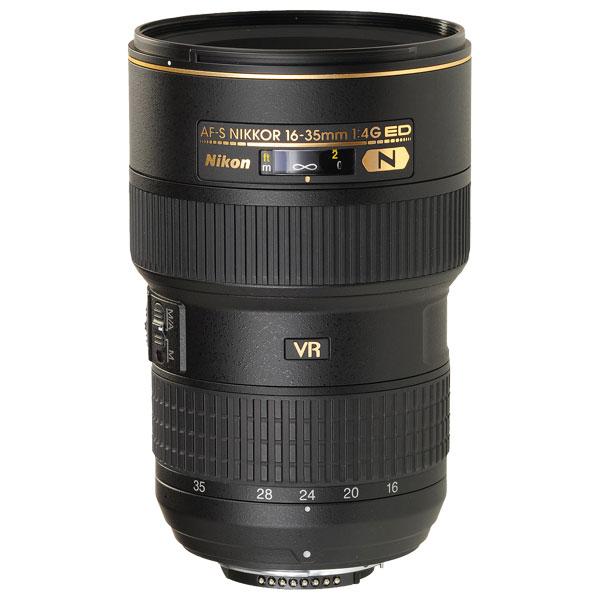 Nikon AF S NIKKOR 16 35mm F 4G ED VR Lens From Daylight To Low Light