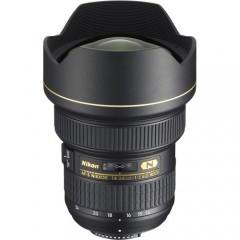 Nikon AF-S Zoom-Nikkor 14-24mm f/2.8G ED (1.7x) Lens