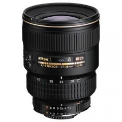 Nikon AF-S Zoom-Nikkor 17-35mm f/2.8D IF-ED (2.1x) Lens
