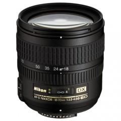 Nikon AF-S DX Zoom-Nikkor 18-70mm f/3.5-4.5G IF-ED (3.8x) Lens