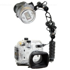 SEA & SEA YS-D2 Strobe and Ultralight Arm System Package for Compact Housings