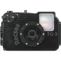 Recsea CWOM-TG3 Housing for Olympus Tough TG-3 / TG-4 Cameras