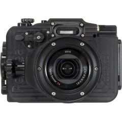 Recsea RX100 Housing for SONY Cybershot RX100 M4 / M5 / M5A Cameras