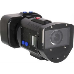 Recsea RVH-X1000/RM Housing for Sony FDR-X1000V 4K Action Camera & LiveView Remote RM-LVR2