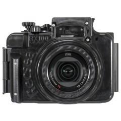 Recsea WHS-RX100MkIV Housing for SONY Cybershot RX100 M4 / M5 / M5A Cameras