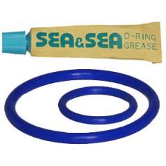 SEA & SEA Spare O-Ring Set for YS-27 / YS-90 / YS-110 / YS-D1 / YS-D2 /  YS-01 / YS-02