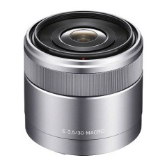 SONY 30mm f/3.5 Macro Lens for NEX E-mount