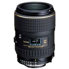 Tokina AT-X M100 AF PRO D 100mm f/2.8 Lens for Canon