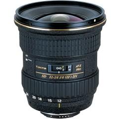 Tokina AT-X 124 PRO DX AF 12-24mm f/4 Lens for Canon