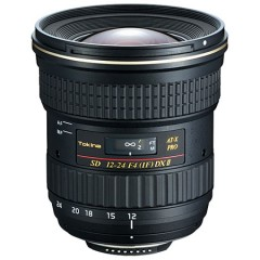 Tokina AT-X 124 PRO DX II AF 12-24mm f/4 Lens for Nikon
