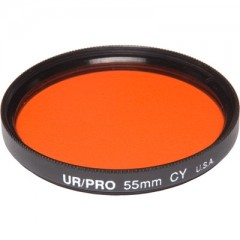 UR-PRO CY Color Correction Filter for 55mm Thread