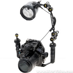 Acquapazza A7 Housing and Strobe Package for SONY A7 / A7r / A7s Cameras