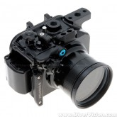 Acquapazza RX100M3 Housing for SONY Cybershot RX100 III Camera