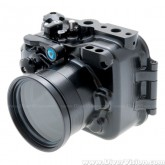 Acquapazza RX100 M2 Housing for SONY Cybershot RX100 II Camera