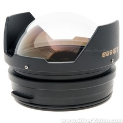 Athena Optical Dome Port F100II for Olympus M.ZUIKO DIGITAL ED 8mm Fisheye PRO Lens (OM-D Mount)