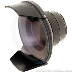 Athena Optical Dome Port WZ7-14IIo for Olympus M.ZUIKO 7-14mm f/2.8 PRO (Nauticam N85 Mount)