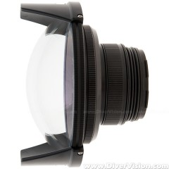 Athena Optical Dome Port WZ7-14II (Olympus EP Mount)