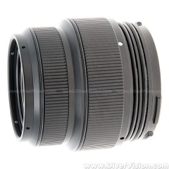 Athena Flat Port MP60o with M67 Thread for Olympus M.Zuiko Digital ED 60mm f/2.8 Macro Lens