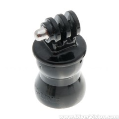 """Howshot GoPro Adapter for Loc-Line 3/4"""" Flex Arm"""