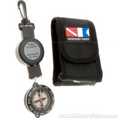 Howshot Compass with Retractor
