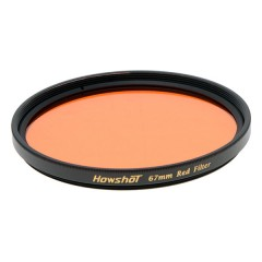 Howshot CY Color Correction Filter for 67mm Thread