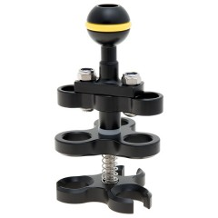 Howshot Triple Notch Clamp with Ball