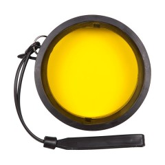 Ikelite Yellow Barrier Filter 3.0-inch