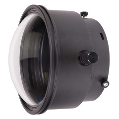 "Ikelite DLM 6"" Dome Port with Zoom Extended 1.0 Inch"