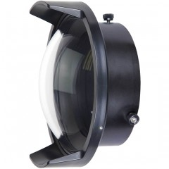 """Ikelite DLM Extended 6"""" Dome Port for Tokina 10-17mm"""