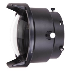 """Ikelite DLM 6"""" Dome Port with Zoom Extended 1.0 Inch"""