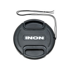 INON Snap-on Lens Cap M67 (Front)