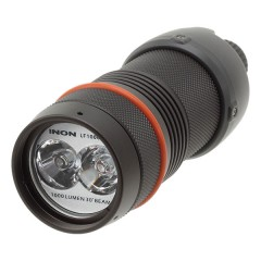 INON LF1000-S LED Flashlight (1000/250 Lumen, 30° Standard Beam)