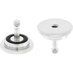 "INON 1/4"" Male Female Tripod Screw for Grip Base D4"
