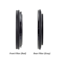 INON Rear Filter (Gray) for UW Variable Red Filter M67