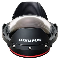 Olympus PPO-EP02 Fisheye Dome Port for PT-EP11 / PT-EP08 Housings