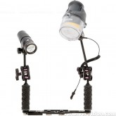 SEA & SEA YS-D1 & H2OGear 2400lm Light with Arm Set Package