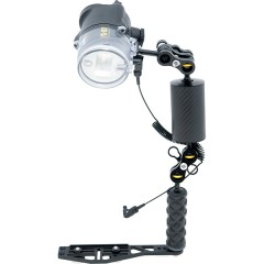 SEA & SEA YS-D2 Strobe and Tray & Float Arm Set