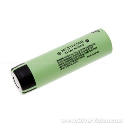 Panasonic 18650 Rechargeable Li-ion Battery (3400mAh)