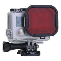 PolarPro Red Filter for GoPro Hero3 / Hero3+ / Hero4 60m Dive Housing