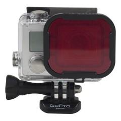 PolarPro Snorkel Filter for GoPro Hero3 / Hero3+ / Hero4 60m Dive Housing