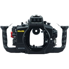 SEA & SEA MDX-D7100 Housing for Nikon D7100 / D7200 Cameras