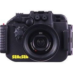 SEA & SEA MDX-RX100III Housing for SONY Cybershot RX100 III / RX100IV Cameras