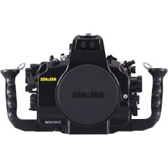 SEA & SEA MDX-D810 Housing for Nikon D810 Camera
