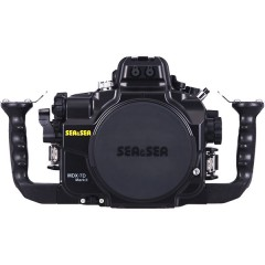 SEA & SEA MDX-7D Mark II Housing for Canon EOS 7D Mark II Camera
