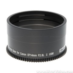 SEA & SEA Focus Gear for Canon EF 14mm f/2.8L II USM Lens
